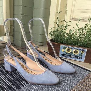 8fd5c7a32daa24 Sam Edelman Shoes - sam edelman lorene suede slingback pump